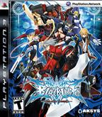 BLAZBLUE : CALAMITY TRIGGER STANDARD EDITION PS3