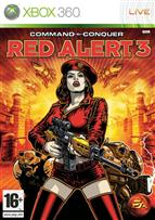 COMMAND & CONQUER RED ALERT XBOX 360