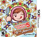 COOKING MAMA 5 BON APPETITE 3DS
