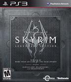 SKYRIM LEGENDARY ED.: THE ELDER SCROLLS PS3