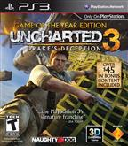 UNCHARTED 3 DRAKE´S DECEPTION GOTY