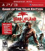 DEAD ISLAND GAME OF YEAR PS3