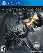 FINAL FANTASY XIV HEAVENSWARD ONLINE PS4