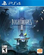 LITTLE NIGHTMARES 2 - PS 4
