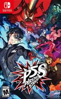 PERSONA 5 STRIKERS - NSW