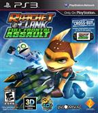 RATCHET & CLANK: FULL FRONTAL ASSAULT PS3