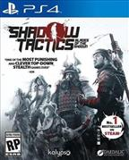 SHADOW TACTICS: BLADES OF SHOGUN PS4