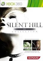 SILENT HILL HD COLLECTION XBOX 360