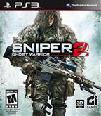SNIPER GHOST WARRIOR 2 PS3
