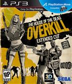 THE HOUSE OF DEAD OVERKILL EXTENDED CUT PS3