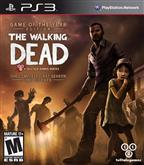 THE WALKING DEAD GOTY EDITION PS3