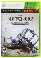 THE WITCHER 2: ASSASSINS OF KINGS ENHANCED EDITION SILVER XBOX 360