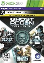 TOM CLANCY´S GHOST RECON TRILOGY EDITION XBOX 360