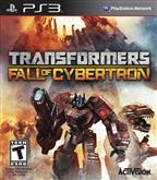 TRANSFORMERS FALL FOR CYBERTRON PS3
