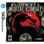 ULTIMATE MORTAL KOMBAT DS