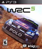 WRC 5 : WORLD RALLY CHAMPIONSHIP PS3