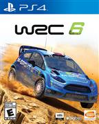 WRC 6 : WORLD RALLY CHAMPIONSHIP PS4
