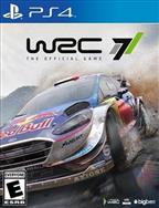 WRC 7 THE OFICIAL GAME PS4