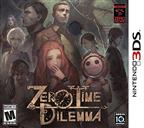 ZERO ESCAPE ZERO TIME DILEMMA 3DS